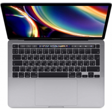 "Apple MacBook Pro 13"" QC i5 1,4 ГГц, 16 ГБ, 256 ГБ SSD, Iris Plus 645, Touch Bar, Space Gray"