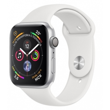 Умные часы Apple Watch Sport 38mm with Black Sport Band